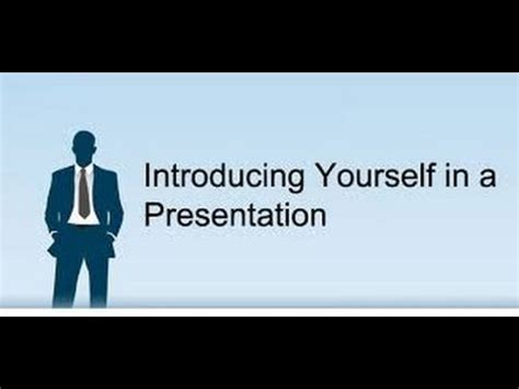 Essay on introduce yourself
